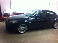 ALPINA B5 - number 283 - Click Here for more Photos