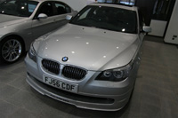 ALPINA B5 - number 322 - Click Here for more Photos