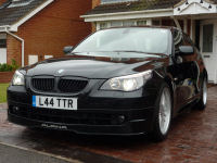 ALPINA B5 - number 78 - Click Here for more Photos