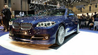 ALPINA B5 Bi-Turbo Edition 50 number 11 - Click Here for more Photos