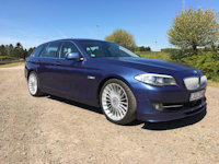 ALPINA B5 Bi-turbo number 88 - Click Here for more Photos