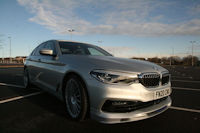 ALPINA B5 Bi-Turbo number 207 - Click Here for more Photos
