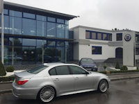 ALPINA B5 S number 454 - Click Here for more Photos