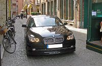 ALPINA B5 S number 483 - Click Here for more Photos