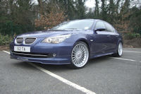 ALPINA B5 S number 485 - Click Here for more Photos