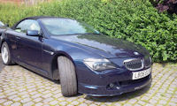 ALPINA B6 - number 8 - Click Here for more Photos