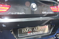 The all new BMW ALPINA B6 Bi-Turbo Coupe (No. 072) Photos- Click to see bigger image