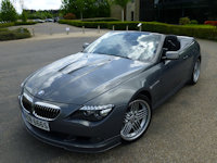 ALPINA B6 S number 105 - Click Here for more Photos