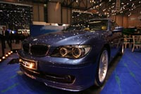 ALPINA B7 Saloon (No. 128)- Click to see bigger image