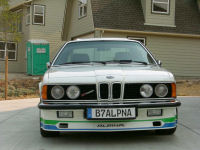 ALPINA B7 Turbo number 12 - Click Here for more Photos