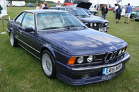 ALPINA B7 Turbo number 127 - Click Here for more Photos