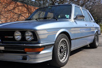 ALPINA B7 Turbo number 137 - Click Here for more Photos