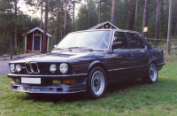 ALPINA B7 Turbo number 161 - Click Here for more Photos