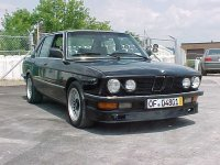 ALPINA B7 Turbo number 181 - Click Here for more Photos