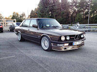 ALPINA B7 Turbo number 238 - Click Here for more Photos