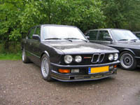 ALPINA B7 Turbo number 242 - Click Here for more Photos
