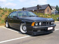 ALPINA B7 Turbo number 3730 - Click Here for more Photos