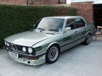 ALPINA B9 3.5 number 279 - Click Here for more Photos