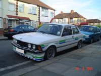 ALPINA C1 2.3 number 1152 - Click Here for more Photos