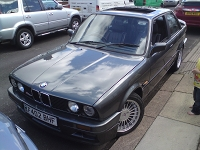 ALPINA C2 2.7 number 7855 - Click Here for more Photos