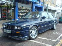 ALPINA C2 2.7 number 8218 - Click Here for more Photos
