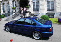 ALPINA D10 Bi Turbo number 128 - Click Here for more Photos