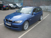 ALPINA D3 - number 121 - Click Here for more Photos