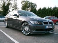 ALPINA D3 - number 184 - Click Here for more Photos