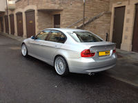 ALPINA D3 - number 187 - Click Here for more Photos