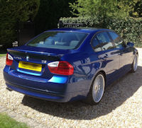 ALPINA D3 - number 362 - Click Here for more Photos