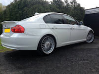 ALPINA D3 Bi-turbo switchtronic number 200 - Click Here for more Photos