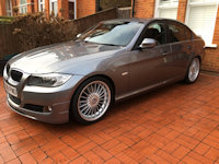 ALPINA D3 Bi-Turbo number 243 - Click Here for more Photos