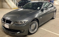 ALPINA D3 Bi-Turbo number 248 - Click Here for more Photos