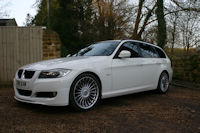 ALPINA D3 Bi-Turbo number 292 - Click Here for more Photos