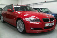 ALPINA D3 Bi-Turbo number 320 - Click Here for more Photos