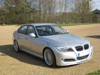 ALPINA D3 Bi-Turbo number 364 - Click Here for more Photos