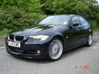 ALPINA D3 Bi-Turbo number 58 - Click Here for more Photos