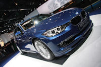 BMW ALPINA D3 Bi-Turbo Touring (No. 001) Photos- Click to see bigger image