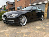 ALPINA D3 Bi-Turbo number 145 - Click Here for more Photos