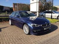 ALPINA D3 Bi-Turbo number 232 - Click Here for more Photos