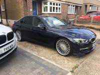 ALPINA D3 Bi-Turbo number 237 - Click Here for more Photos
