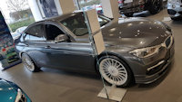 ALPINA D3 Bi-Turbo number 369 - Click Here for more Photos