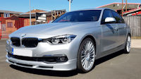 ALPINA D3 Bi-Turbo number 463 - Click Here for more Photos