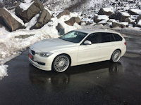 ALPINA D3 Bi-Turbo number 48 - Click Here for more Photos