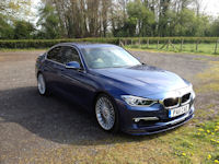 ALPINA D3 Bi-Turbo number 49 - Click Here for more Photos