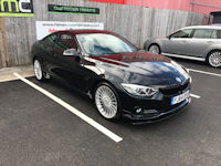 ALPINA D4 Bi-Turbo number 15 - Click Here for more Photos