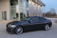 ALPINA D4 Bi-Turbo number 46 - Click Here for more Photos