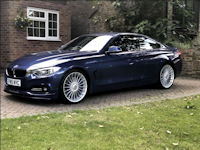ALPINA D4 Bi-Turbo number 51 - Click Here for more Photos