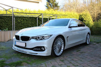 ALPINA D4 Bi-Turbo number 53 - Click Here for more Photos