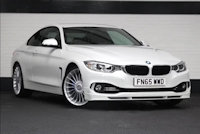 ALPINA D4 Bi-Turbo number 85 - Click Here for more Photos
